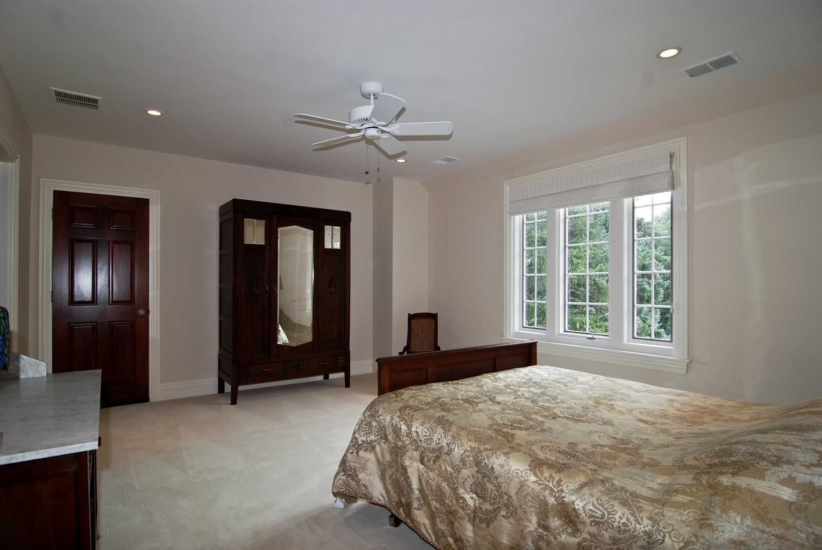 Real Estate Photography - 1105 Park Ave, River Forest, IL, 60305 - 2nd Bedroom