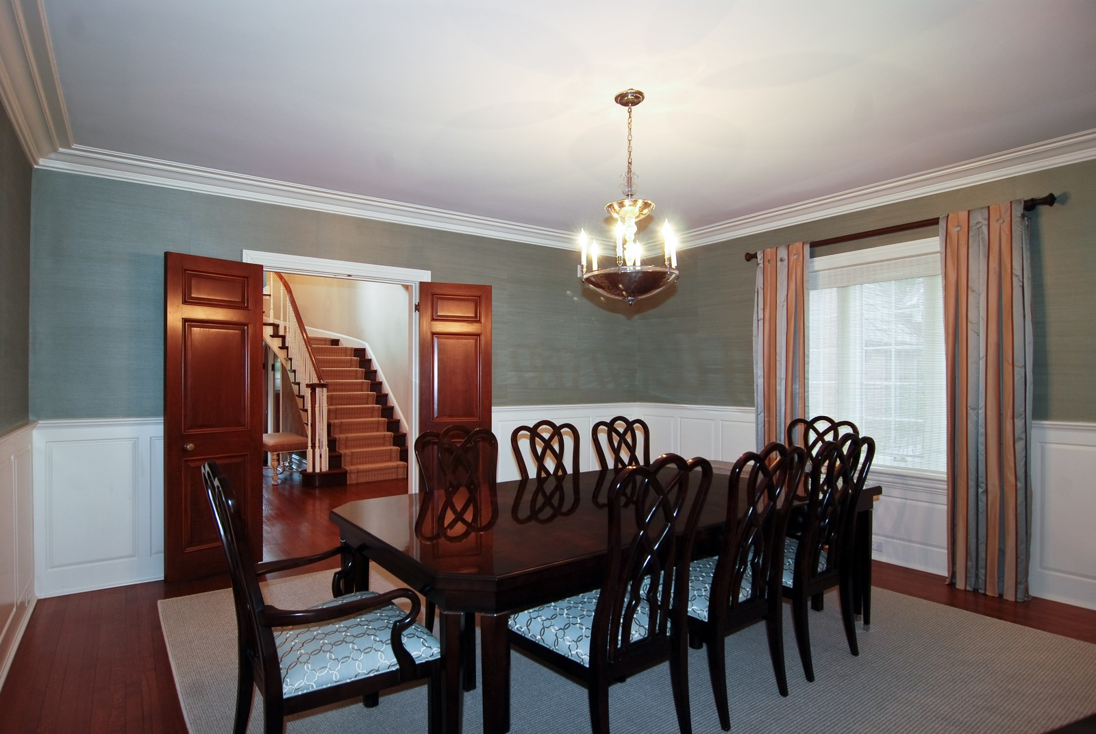 Real Estate Photography - 1105 Park Ave, River Forest, IL, 60305 - Dining Room