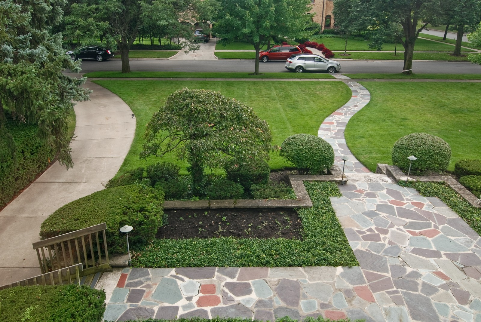 Real Estate Photography - 1105 Park Ave, River Forest, IL, 60305 - Front Yard