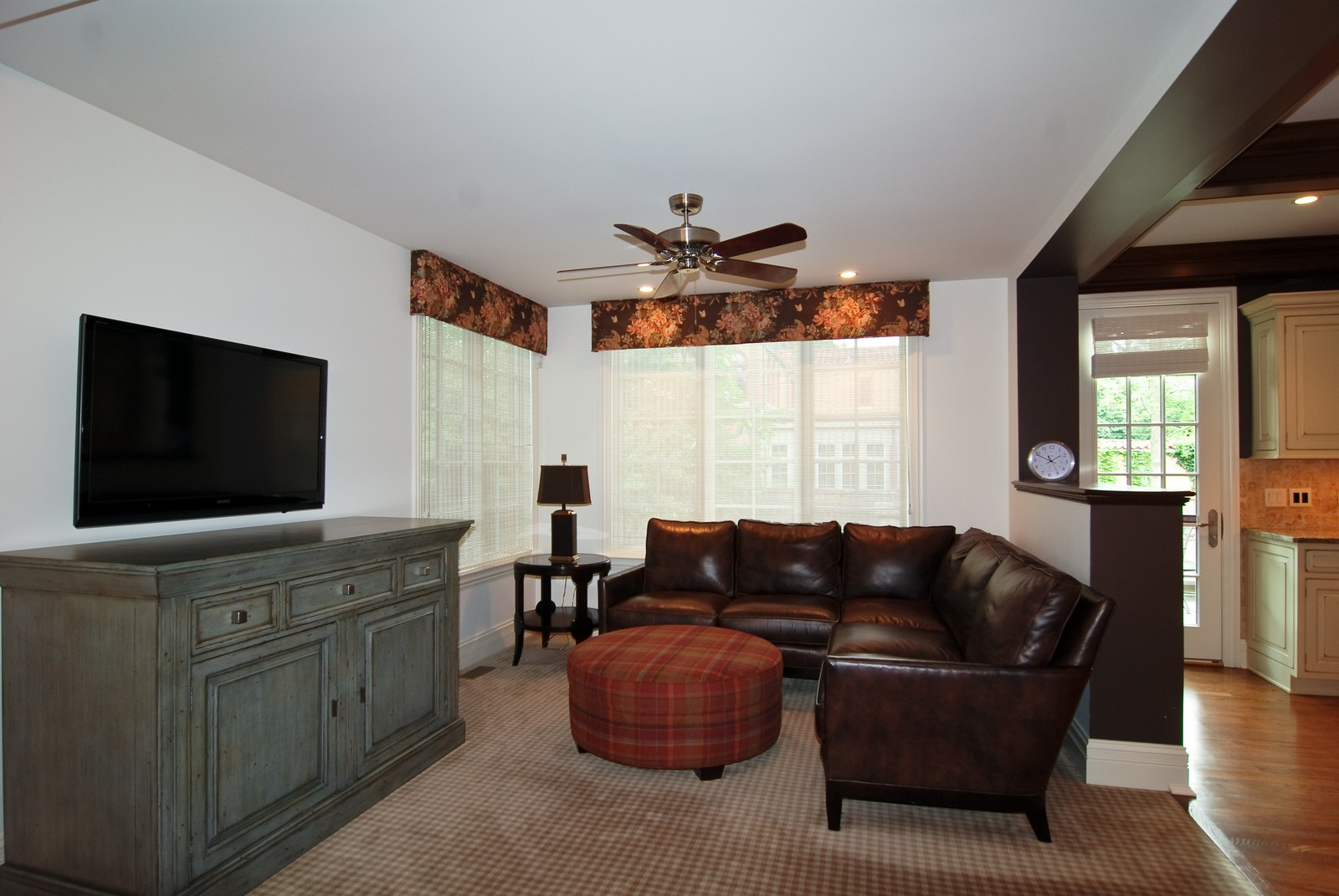Real Estate Photography - 1105 Park Ave, River Forest, IL, 60305 - Family Room
