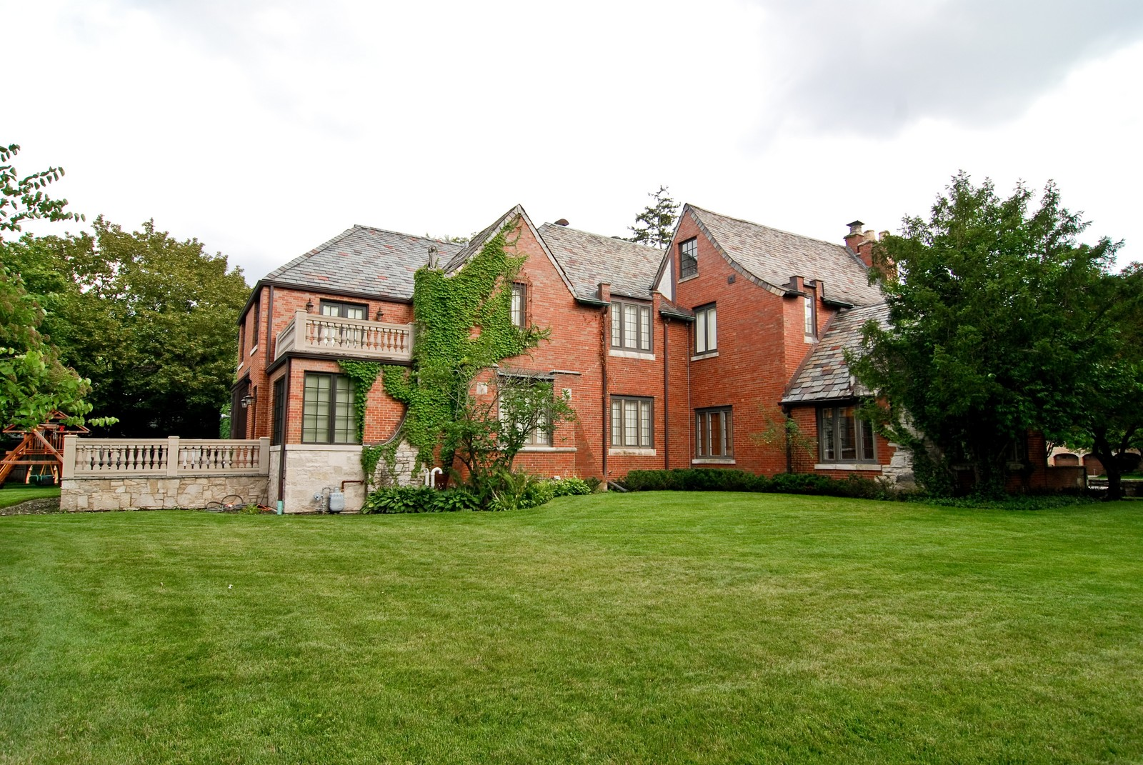 Real Estate Photography - 1105 Park Ave, River Forest, IL, 60305 - Rear View