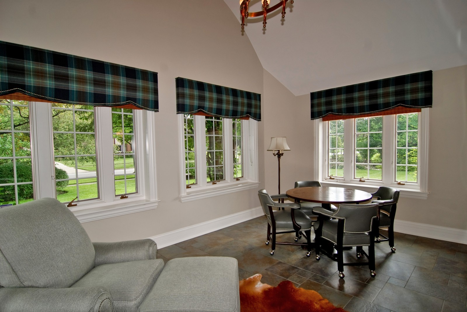 Real Estate Photography - 1105 Park Ave, River Forest, IL, 60305 - Sun Room