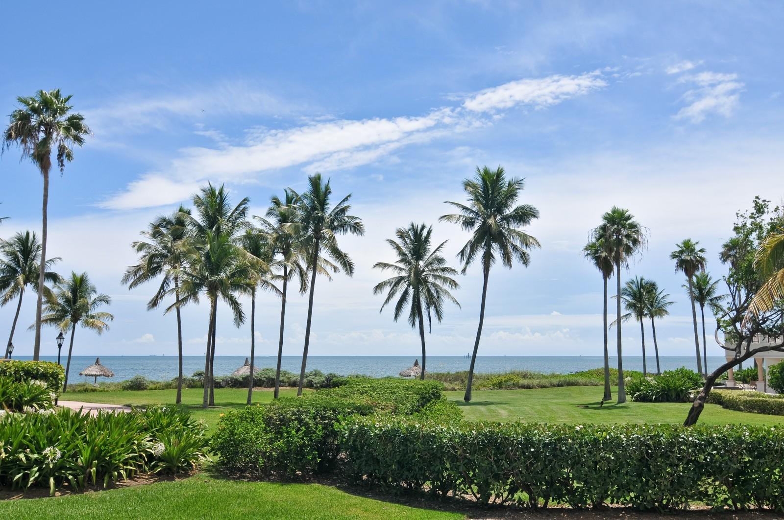 Real Estate Photography - 19213 Fisher Island Drive, Fisher Island, FL, 33109 - Beach