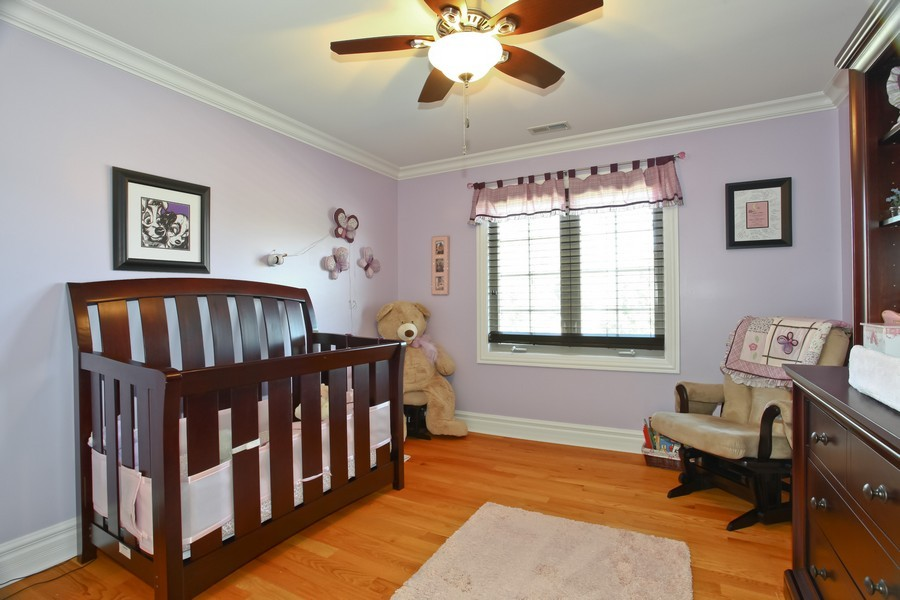 Real Estate Photography - 2529 W Kelly Dr, Woodridge, IL, 60517 - 2nd Bedroom
