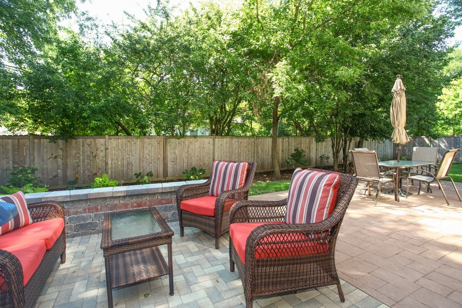 Real Estate Photography - 2529 W Kelly Dr, Woodridge, IL, 60517 - Patio