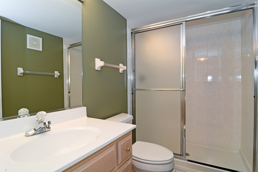 Real Estate Photography - 436 Hill Ct, Clarendon Hills, IL, 60514 - Bathroom
