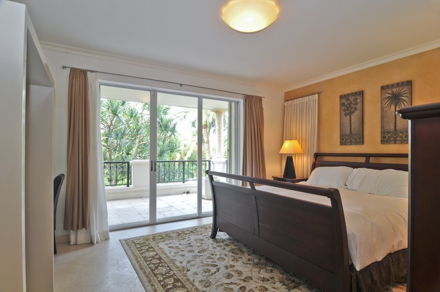 Real Estate Photography - 19227 Fisher Island Dr, Fisher Island, FL, 33109 - Master Bedroom