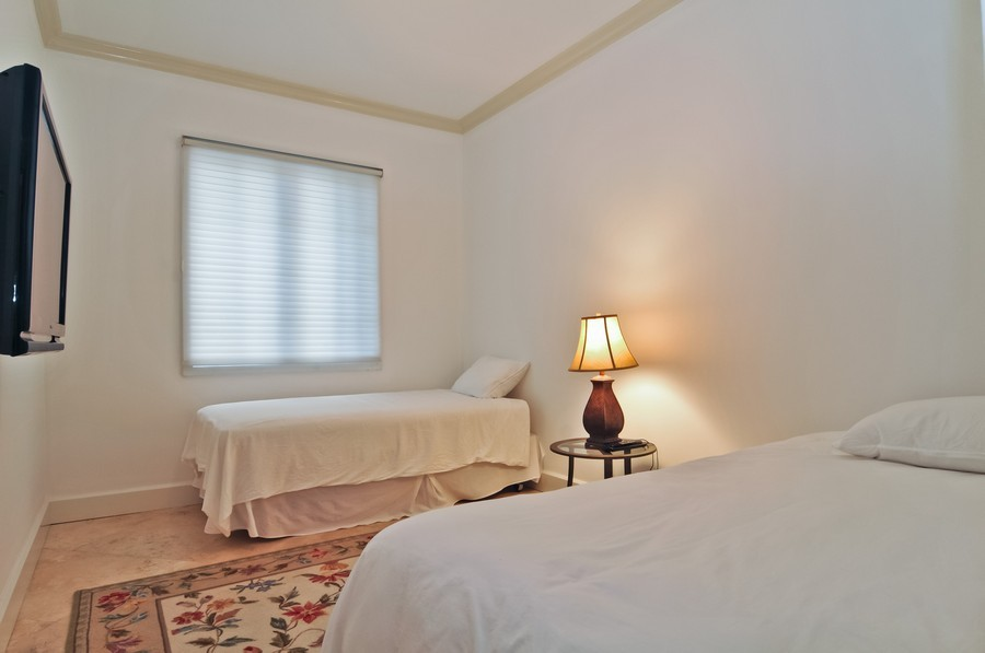Real Estate Photography - 19227 Fisher Island Dr, Fisher Island, FL, 33109 - 2nd Bedroom