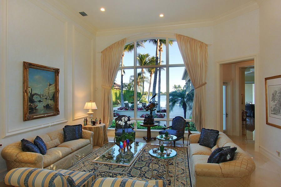 Real Estate Photography - 260 Locha, Jupiter, FL, 33458 - Living Room