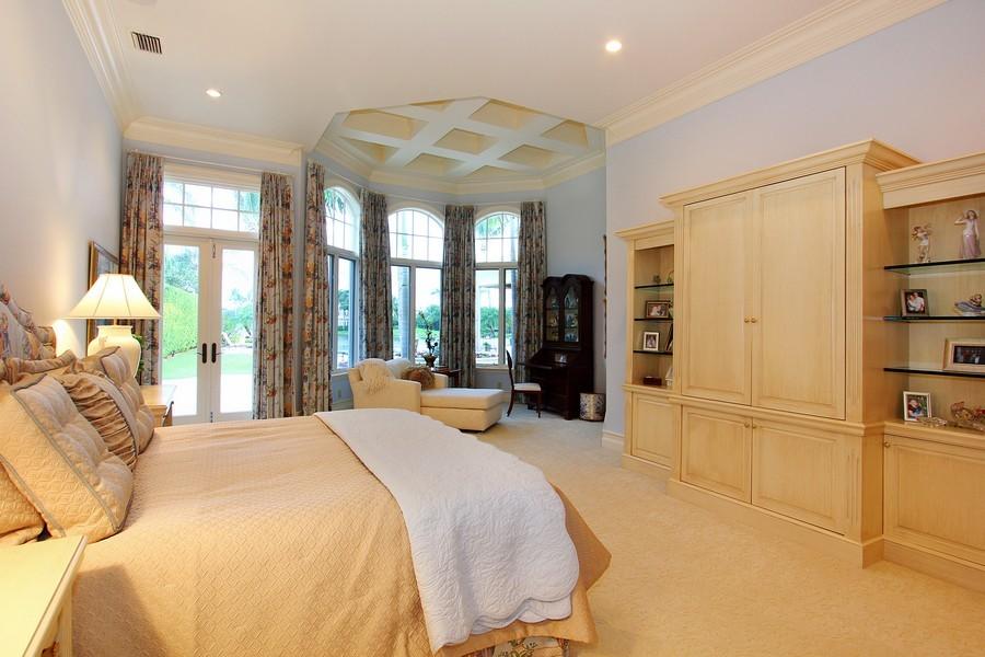 Real Estate Photography - 260 Locha, Jupiter, FL, 33458 - Master Bedroom