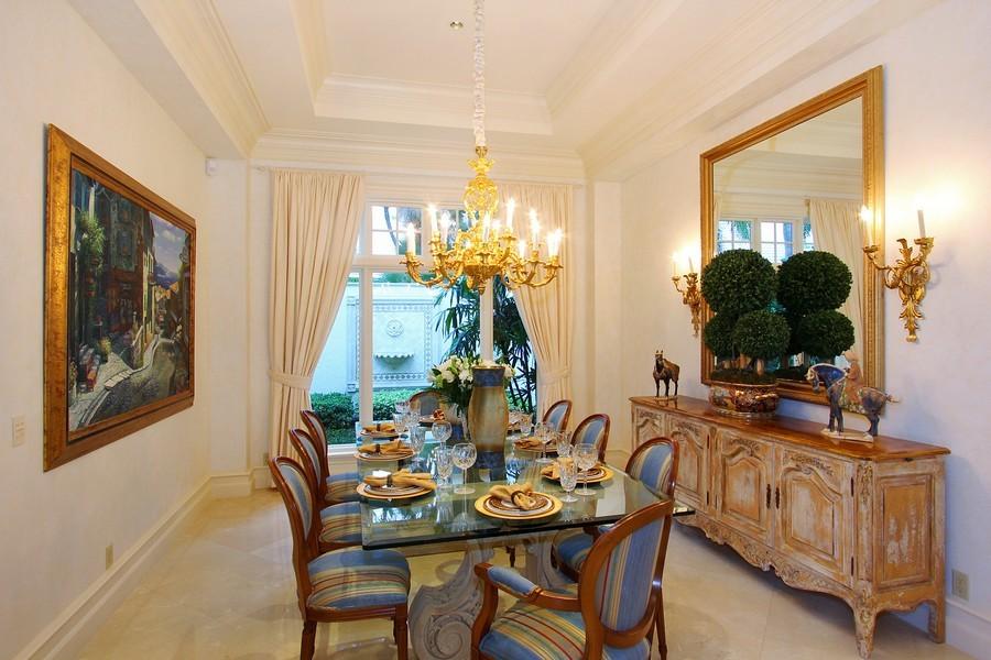 Real Estate Photography - 260 Locha, Jupiter, FL, 33458 - Dining Room