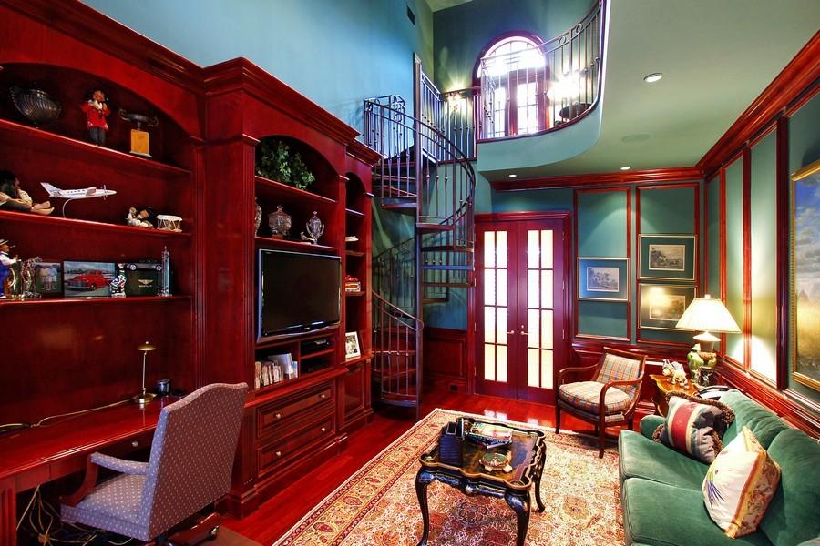 Real Estate Photography - 260 Locha, Jupiter, FL, 33458 - Office