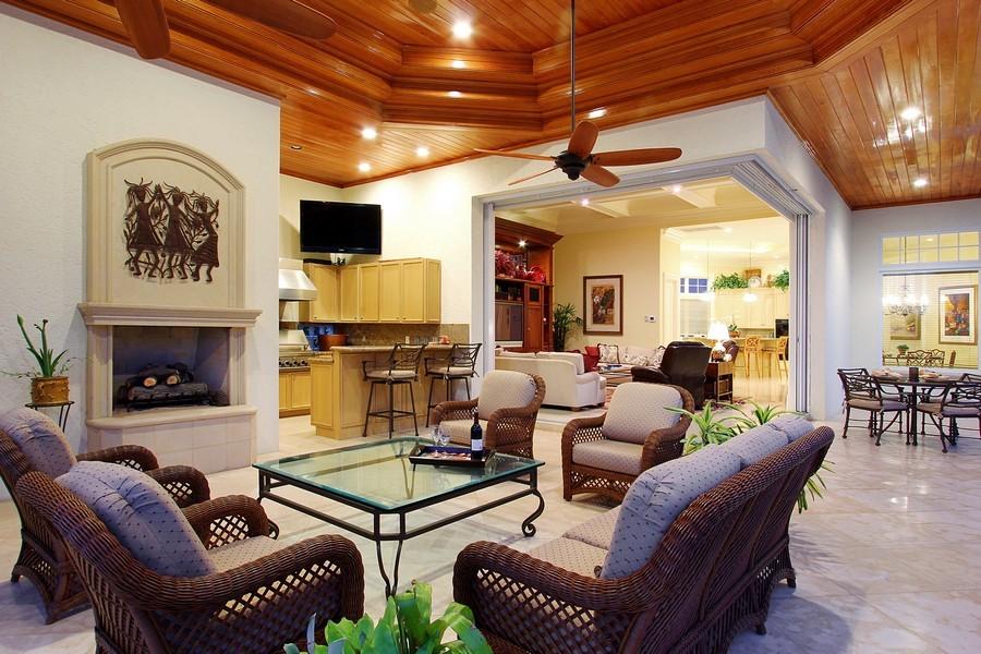 Real Estate Photography - 260 Locha, Jupiter, FL, 33458 - Lanai