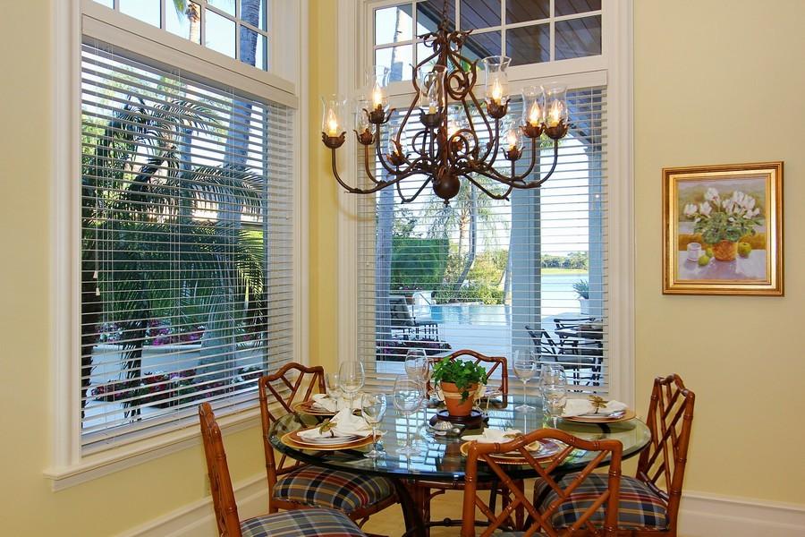 Real Estate Photography - 260 Locha, Jupiter, FL, 33458 - Breakfast Nook