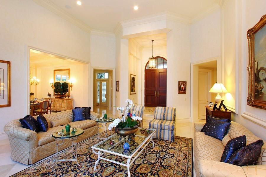 Real Estate Photography - 260 Locha, Jupiter, FL, 33458 - Living Room / Dining Room