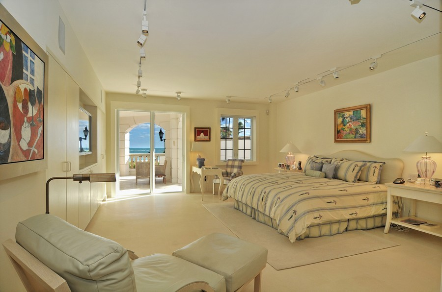 Real Estate Photography - 7915 Fisher Island Dr, Fisher Island, FL, 33109 - Master Bedroom