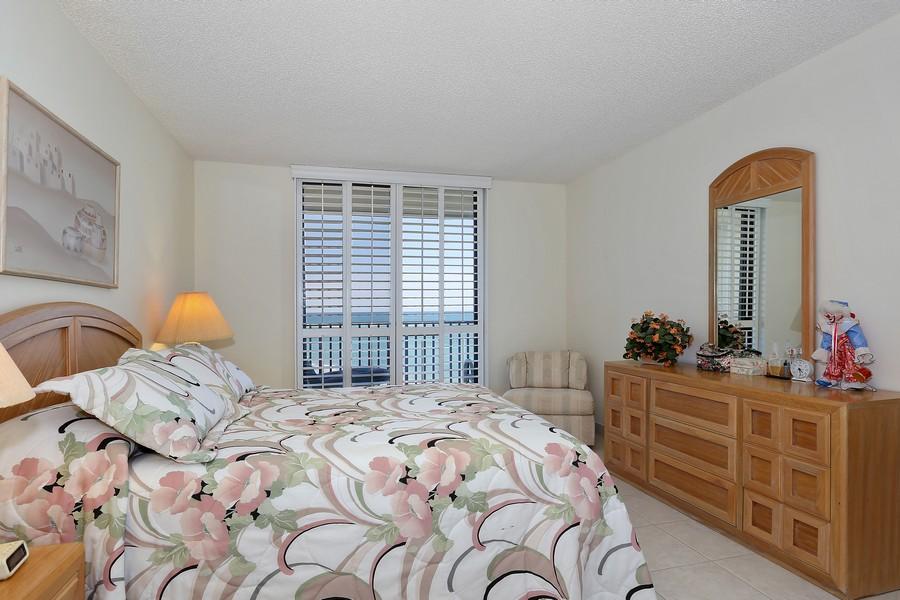 Real Estate Photography - 300 Ocean Trail Way, Apt 903, Jupiter, FL, 33477 - Master Bedroom