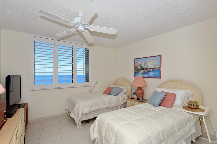 Real Estate Photography - 300 Ocean Trail Way, Apt 903, Jupiter, FL, 33477 - Bedroom