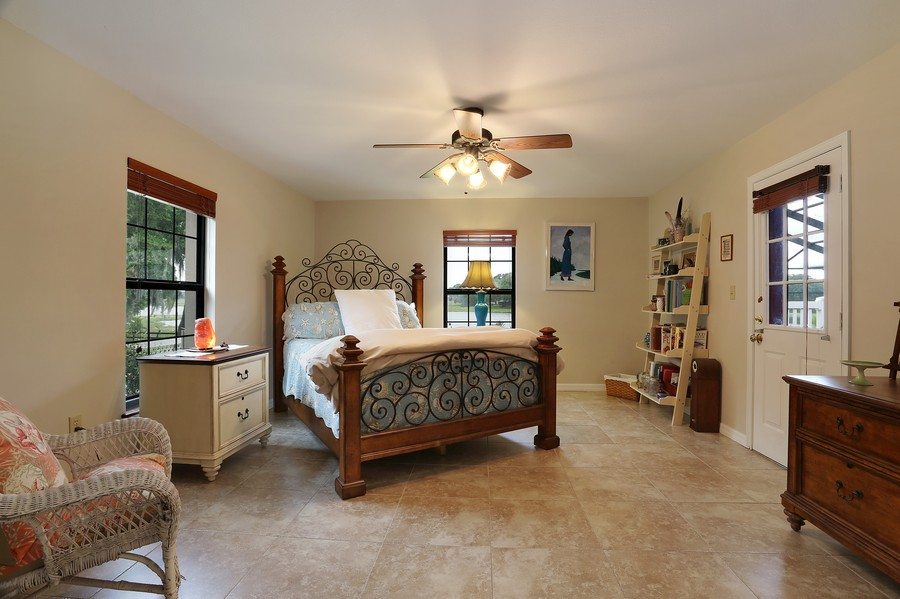 Real Estate Photography - 36225 Covington Rd, Dade City, FL, 33525 - Master Bedroom