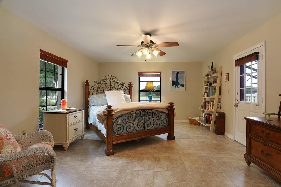 Real Estate Photography - 36225 Covington Rd, Dade City, FL, 33525 - Master Bedroom