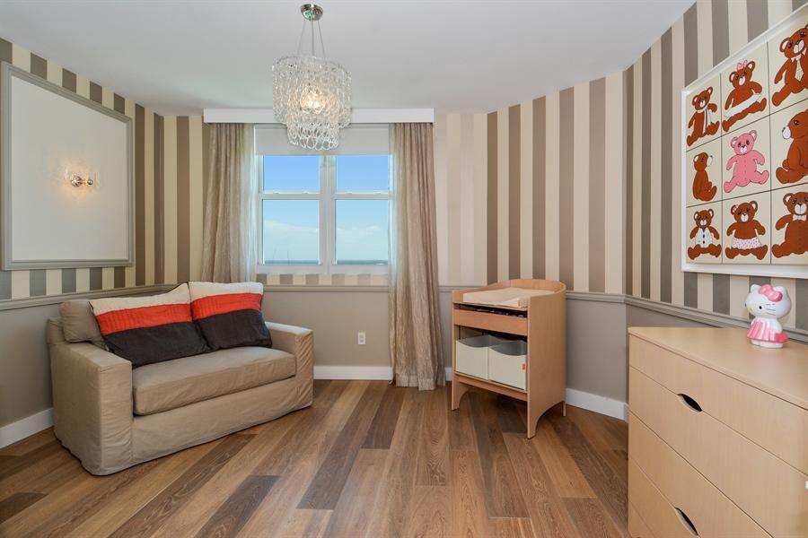 Real Estate Photography - 3301 NE 183rd St, Unit 3008, Aventura, FL, 33160 - 3rd Bedroom