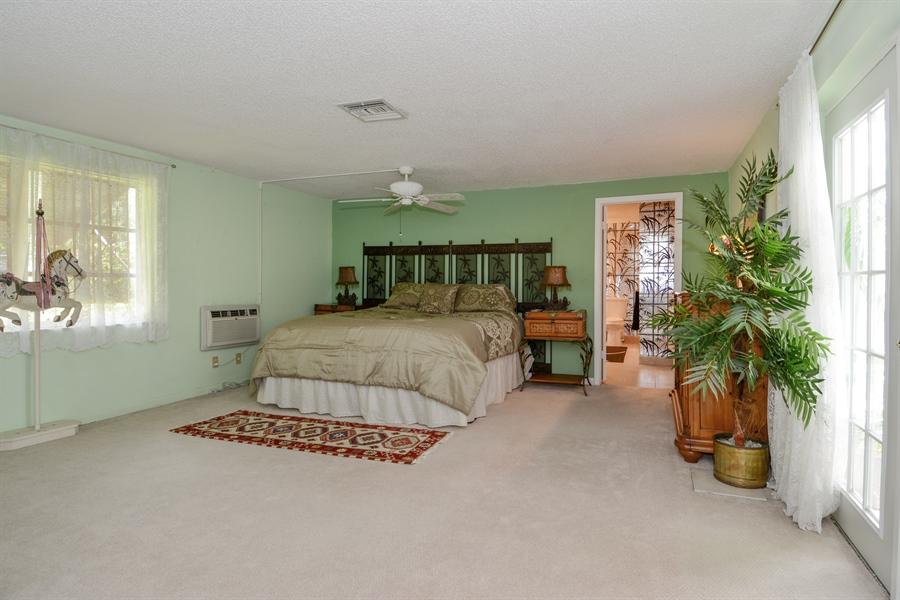 Real Estate Photography - 1504 Rodman St, Hollywood, FL, 33020 - Master Bedroom