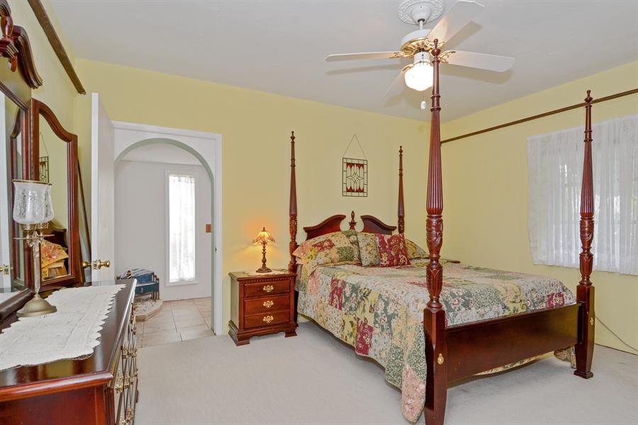 Real Estate Photography - 1504 Rodman St, Hollywood, FL, 33020 - Bedroom