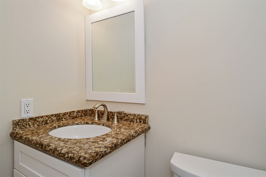 Real Estate Photography - 1825 S Ocean Dr, Unit 404, Hallandale Beach, FL, 33009 - Half Bath