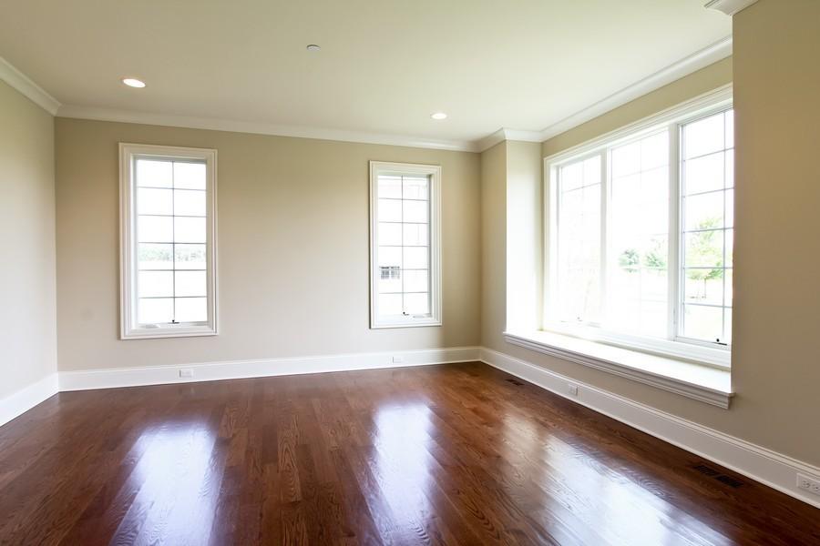 Real Estate Photography - Enclave Of Heritage Estates, Lake Barrington, IL, 60010 - Den