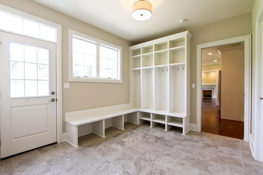 Real Estate Photography - Enclave Of Heritage Estates, Lake Barrington, IL, 60010 - Mud Room