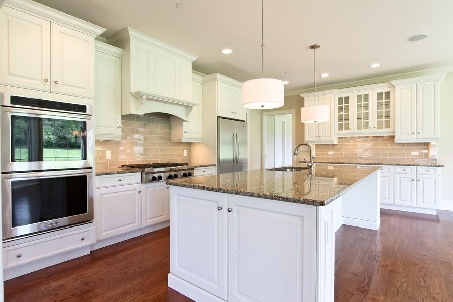Real Estate Photography - Enclave Of Heritage Estates, Lake Barrington, IL, 60010 - Kitchen