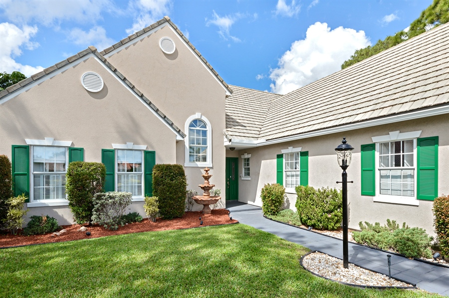 Real Estate Photography - 2769 NW 29th Ave, Boca Raton, FL, 33434 - Entrance