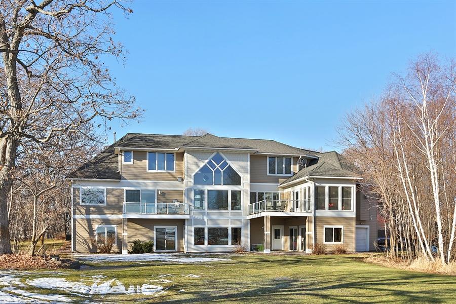 Real Estate Photography - 17751 Oakland Drive NE, Ham Lake, MN, 55304 - Back Yard