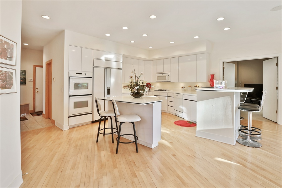 Real Estate Photography - 17751 Oakland Drive NE, Ham Lake, MN, 55304 - Kitchen