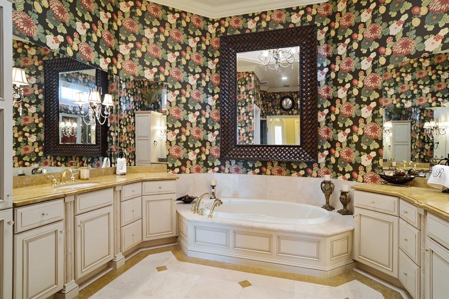 Real Estate Photography - 206 Via Sanremo, Port St Lucie, FL, 34984 - Master Bathroom