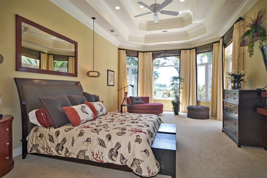 Real Estate Photography - 206 Via Sanremo, Port St Lucie, FL, 34984 - Master Bedroom