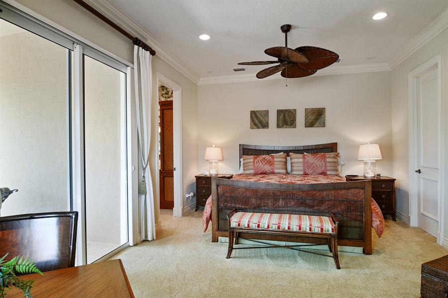 Real Estate Photography - 206 Via Sanremo, Port St Lucie, FL, 34984 - Guest Bedroom