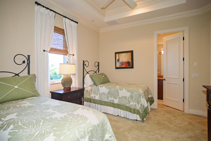Real Estate Photography - 206 Via Sanremo, Port St Lucie, FL, 34984 - 3rd Bedroom