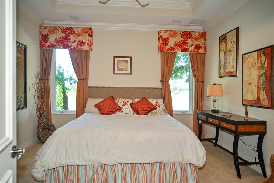 Real Estate Photography - 206 Via Sanremo, Port St Lucie, FL, 34984 - 4th Bedroom