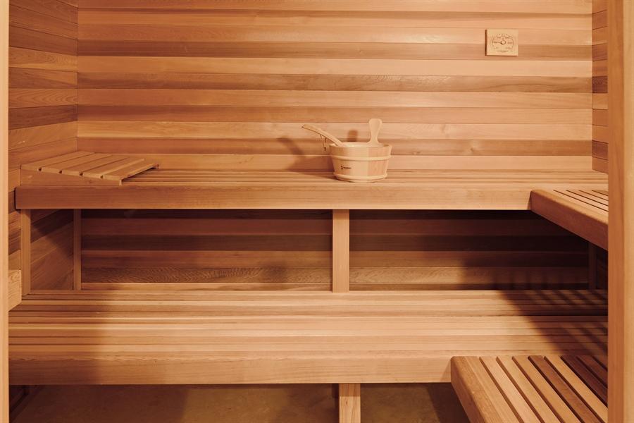 Real Estate Photography - 206 Via Sanremo, Port St Lucie, FL, 34984 - Sauna