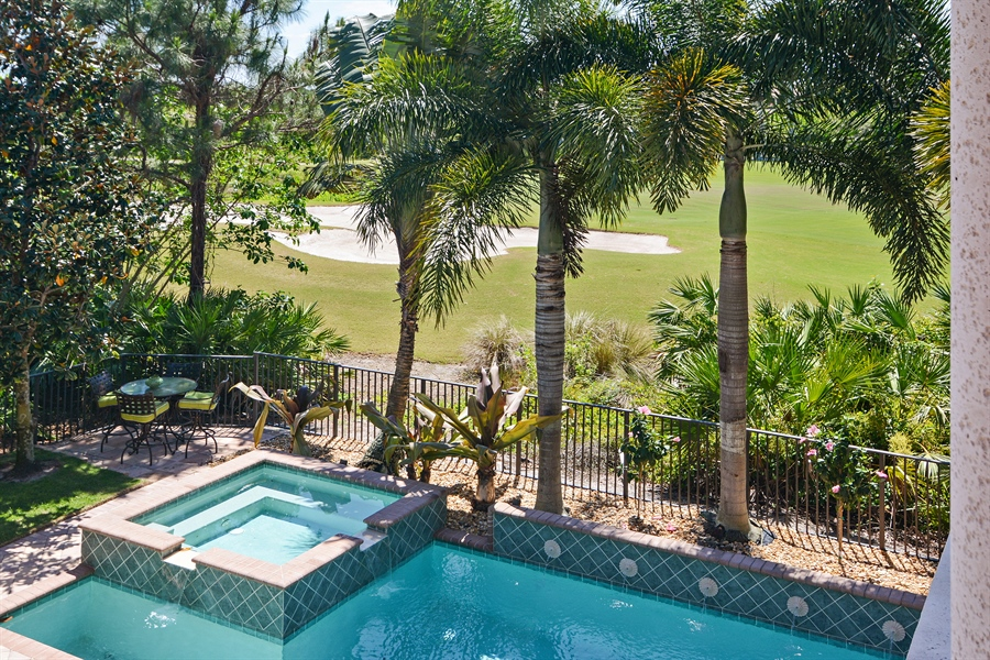 Real Estate Photography - 206 Via Sanremo, Port St Lucie, FL, 34984 - Pool/Spa