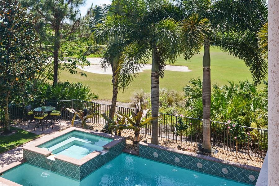 Real Estate Photography - 206 Via Sanremo, Port St Lucie, FL, 34984 - Pool/Spa