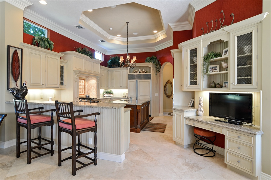 Real Estate Photography - 206 Via Sanremo, Port St Lucie, FL, 34984 - Kitchen