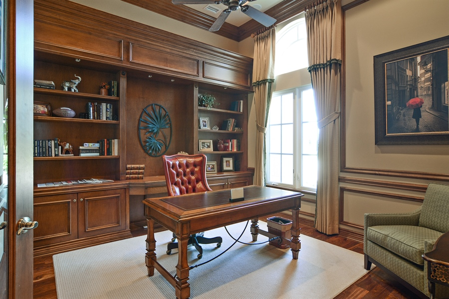 Real Estate Photography - 206 Via Sanremo, Port St Lucie, FL, 34984 - Office