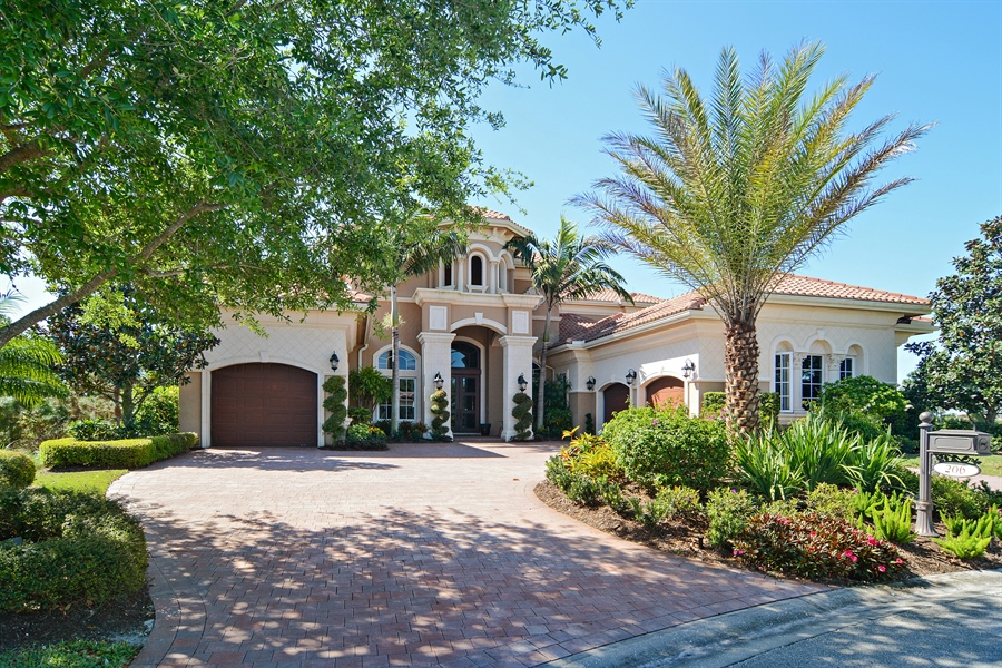 Real Estate Photography - 206 Via Sanremo, Port St Lucie, FL, 34984 - Front View