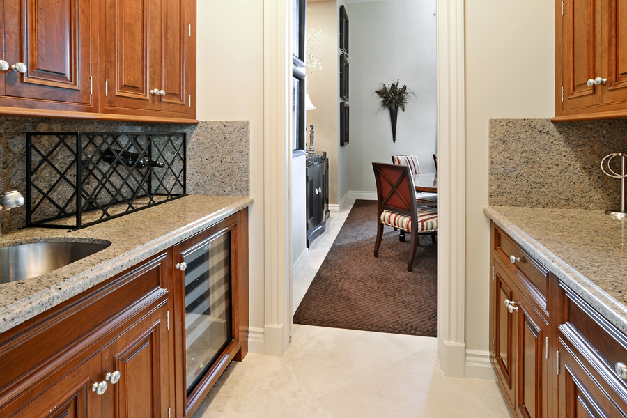 Real Estate Photography - 206 Via Sanremo, Port St Lucie, FL, 34984 - Pantry