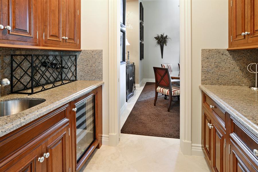 Real Estate Photography - 206 Via Sanremo, Port St Lucie, FL, 34984 - Pantry