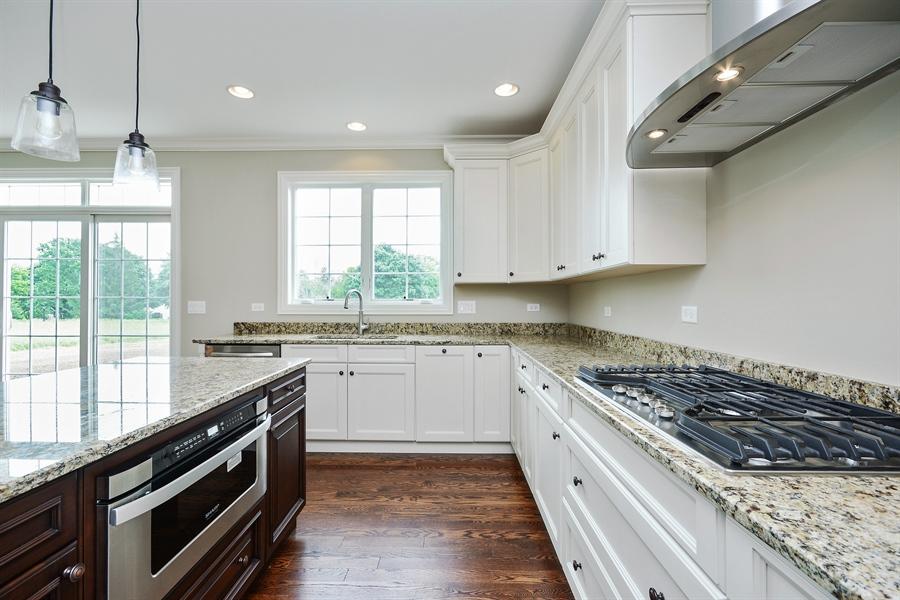 Real Estate Photography - 23245 Enclave Lane, Lot 25, Lake Barrington, IL, 60010 -