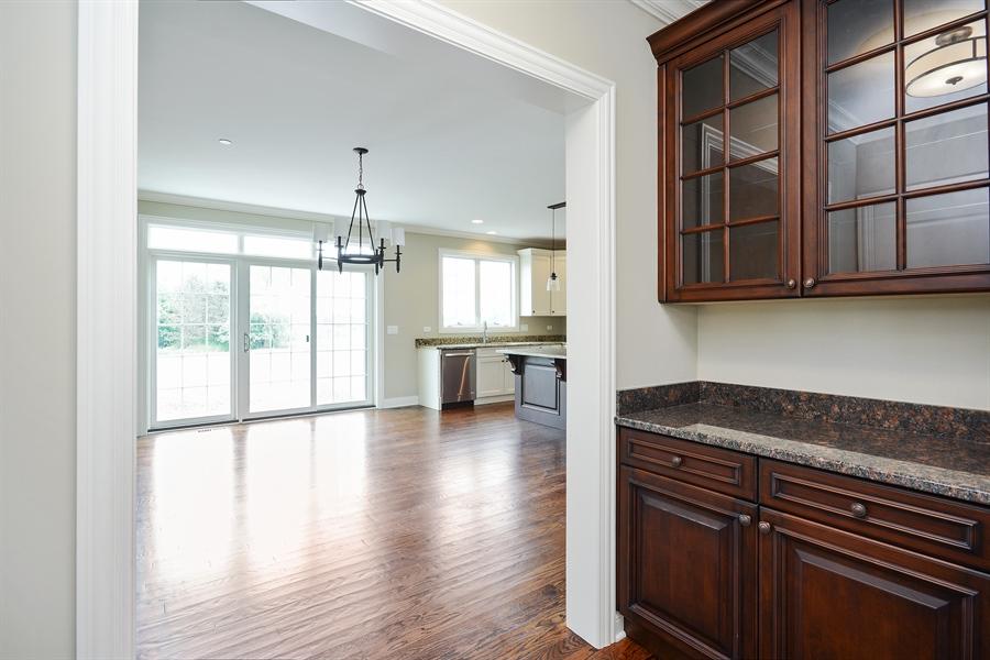 Real Estate Photography - 23245 Enclave Lane, Lot 25, Lake Barrington, IL, 60010 - Pantry