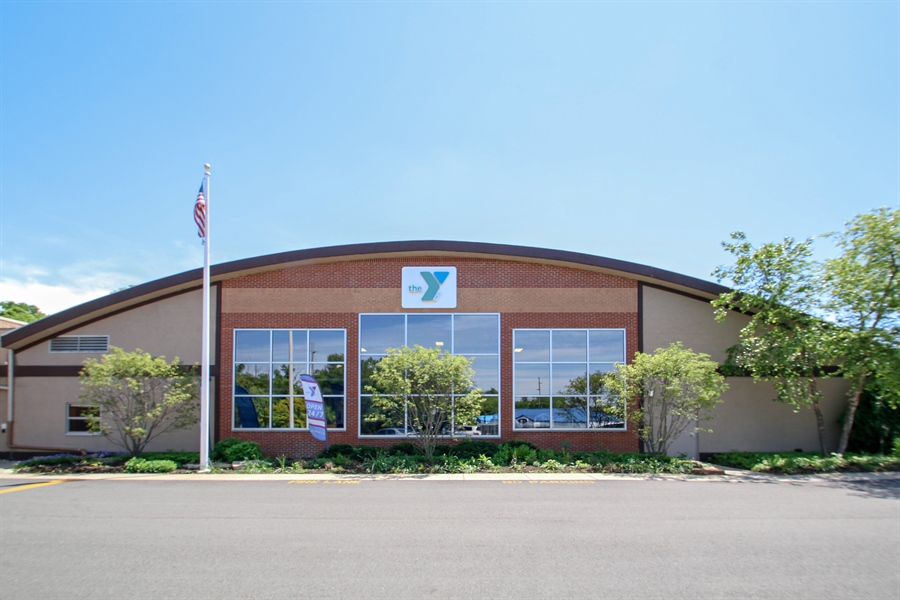 Real Estate Photography - 203 S Wells St, Lake Geneva, WI, 53147 - Welcome to the Geneva Lakes Family YMCA